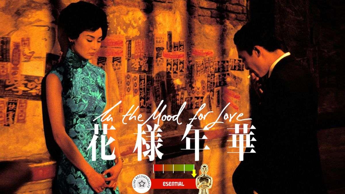 In the Mood for Love (aka. Fa yeung nin wah) (2000)