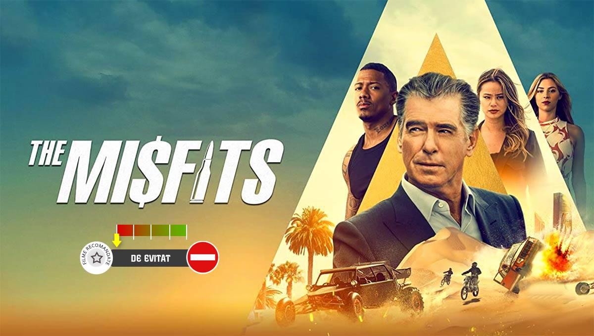 The Misfits (2021)