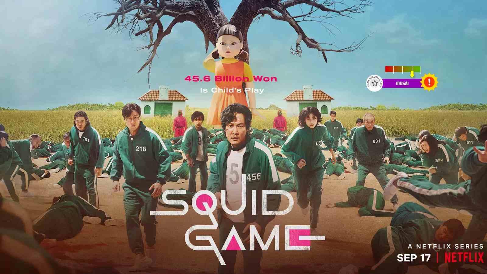 Squid Games (aka. Ojing-eo Geim) (2021)